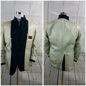 Stanley Blacker Suits & Blazers - Stanley Blacker Navy Blue Suit Blazer Sports Coat